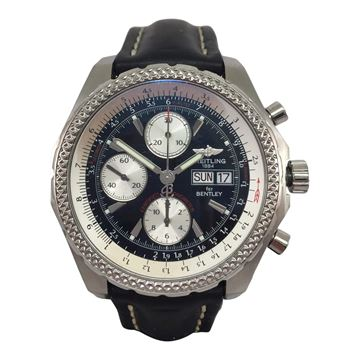 Breitling for Bentley Continental GT A13363 vintage mens watch