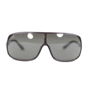 Ray Ban Shield Wrap grey vintage Sunglasses