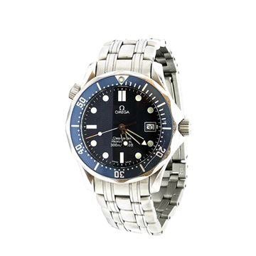 Omega Seamaster professional stainless steel vintage mens watch
