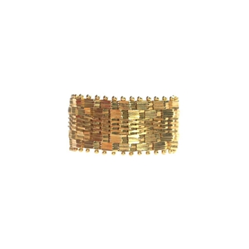 Picture of Imperial Gold Fancy Link 14K gold Ring