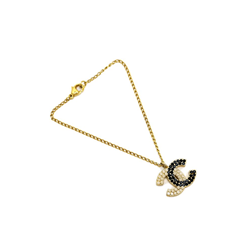 Picture of Chanel Chain Charm CC Gold Bracelet