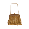 Picture of Whiting & Davis Gold Mesh Vintage Bag