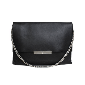 Picture of Céline Blade Chain Strap Black Vintage Bag