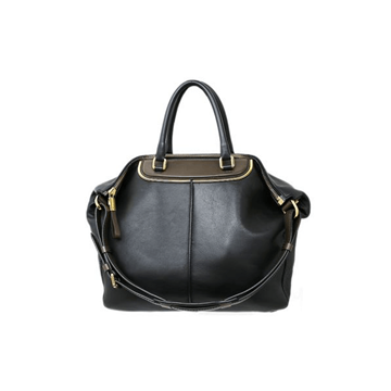 Picture of Tod's Miky Black Vintage Bag