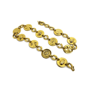 Picture of Chanel Multi Charm Chain Gold Vintage Belt