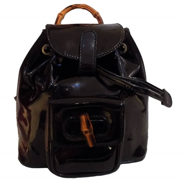 gucci-bamboo-black-varnish-leather-small-backpack-2