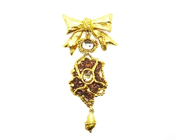 Picture of Christian Lacroix Haute Couture Vintage Brooch