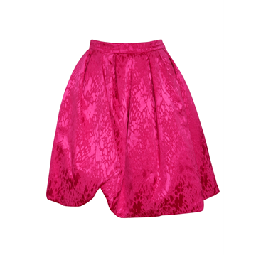 YVES SAINT LAURENT 1991/92 Documented pink vintage Balloon Skirt