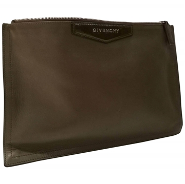 Givenchy Military Green vintage Pochette