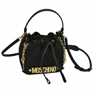 Moschino Black vintage Satchel bag