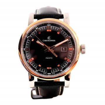 Chronoswiss Grand Pacific Gold / Steel mens watch
