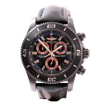 Breitling Super Ocean Chronograph M2000 mens watch