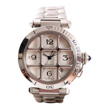 Cartier Pasha Automatic Ref.2379 mens watch