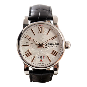 Montblanc Star 4810 Automatic Date mens watch