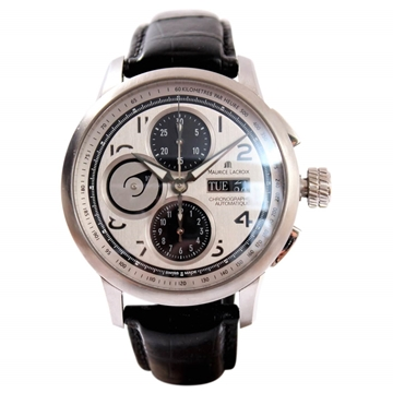 Maurice Lacroix Masterpiece Chrono mens watch