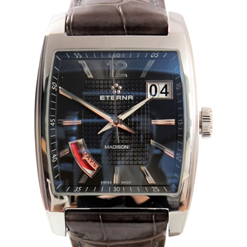 Eterna Madison Eight Days mens watch