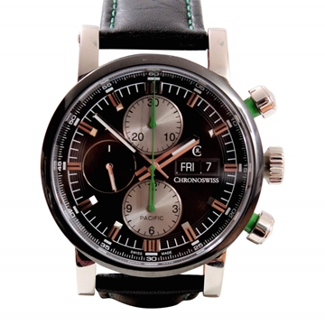 Chronoswiss Pacific Green mens watches