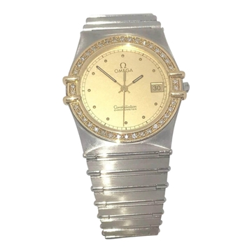 Omega Constellation Chronometer Quartz vintage ladies watch