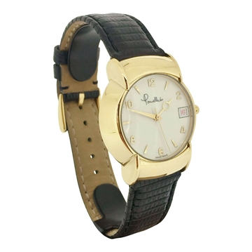 Pomellato 18 K. gold Automatic vintage watch