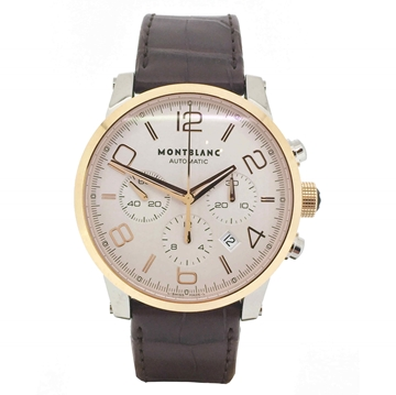 Montblanc TimeWalker Chronograph Automatic mens watch
