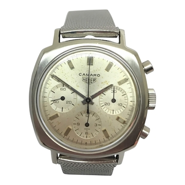 Picture of Heuer Camaro extremely rare vintage mens watch
