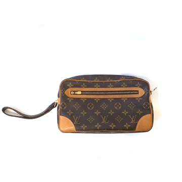 Picture of Louis Vuitton Marly Dragonne monogram canvas vintage toiletry bag