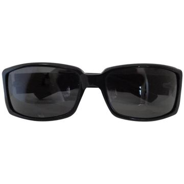 Gucci Red Stripe Black Vintage Sunglasses