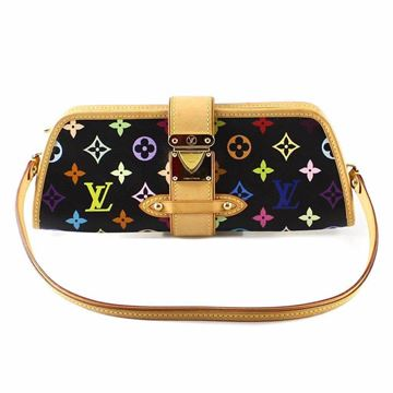 Louis Vuitton Limited Edition Monogram Multicolore Vintage Shirley Shoulder Bag